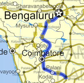 national highway 209 india old numbering   wikipedia