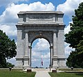 National Memorial Arch, Valley Forge, Pennsylvania.jpg