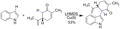 Example of synthesis of core leading to multiple natural products