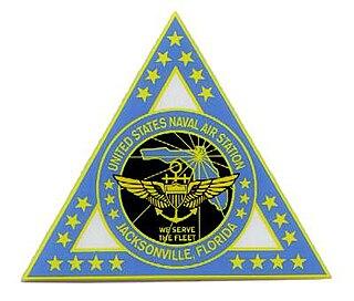 Naval Air Station Jacksonville United States Navy air base near Jacksonville, Florida, USA
