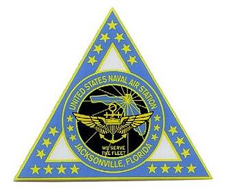 Naval Air Station Jacksonville - Image: Naval Air Station Jacksonville (insignia)