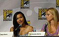 Naya Rivera & Heather Morris (4852305403) (cropped).jpg