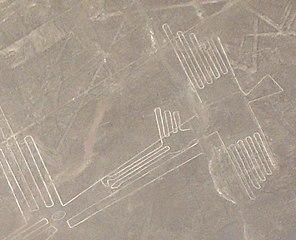 Nazca Pelican geoglyph