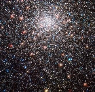 Messier 28 - Image: Nebulous, but no nebula Messier 28