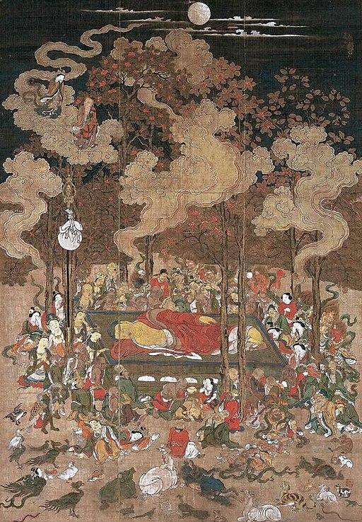 Nehan zu (Chojuji Nanao)