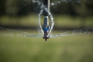 Nozzle - Rotator style pivot applicator sprinkler