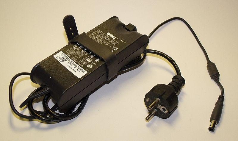 File:Netzteil Dell Latitude D600.JPG