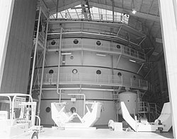 Neutral Buoyancy Simulator tank from outside.jpg