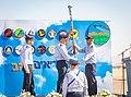 Nevatim Airbase change of command ceremony1.jpg