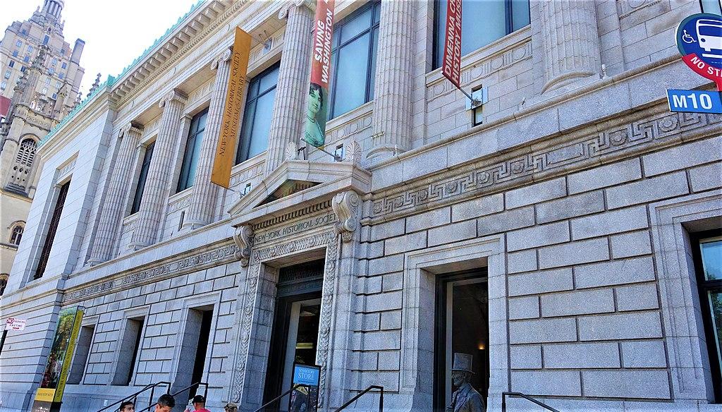 New-York Historical Society - www.joyofmuseums.com - external