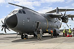 New British Atlas lands at Pope Airfield for the first time 150316-A-DP764-011.jpg