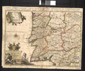 New Map Showing the Spanish and Portuguese Explorations with Observations of the Most Ingenious Geographers of Spain and Portugal WDL163.png