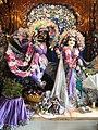 New Mayapur Radha Krishna murtis.jpg