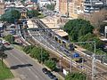 Newcastle railway station from the air.JPG