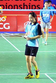 Nitchaon Jindapol Badminton player
