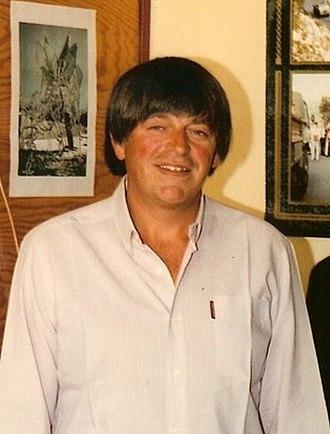 Nicholas, Crown Prince of Montenegro - Nicholas in May 1990