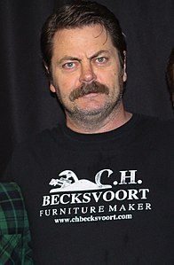 Nick Offerman at UMBC (cropped).jpg
