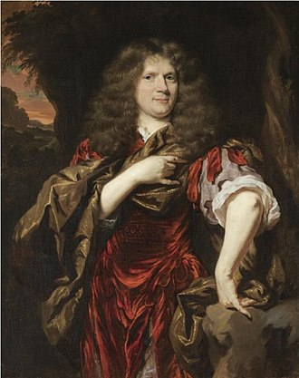 Laurence Hyde, 1st Earl of Rochester - Laurence Hyde, Earl of Rochester, by Nicolaes Maes (c. 1685–1687).