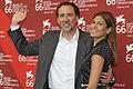 Nicolas Cage Eva Mendes 66ème Festival de Venise (Mostra).jpg