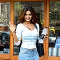 Nidhhi Agerwal snapped at Sequel.jpg