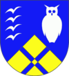 Coat of arms of Nyby (Sydslesvig)