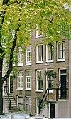 nieuwe keizersgracht 90-92 - amsterdam - rijksmonument - 2802-2803 - schuin