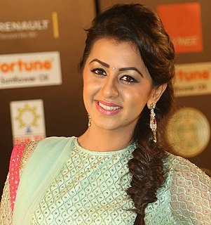 Nikki Galrani Indian actress