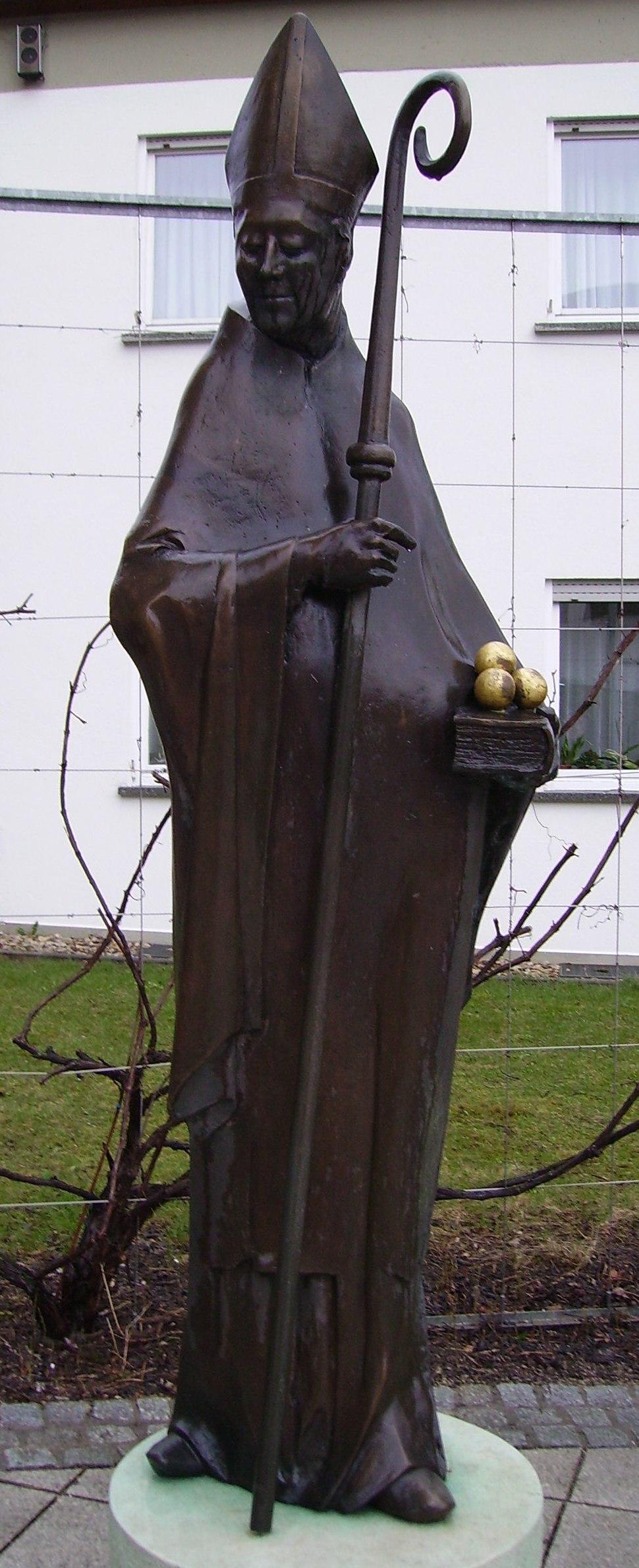 Nikolaus Nikolauskirche Ebermannstadt