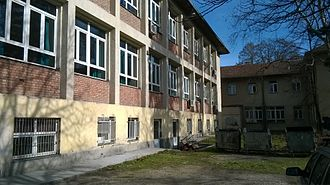 "Ninth Belgrade Gymnasium - IX Gymnasium ""Mihailo Petrović-Alas"","