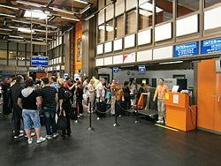 Niš flygplats Konstantin den store – Wikipedia
