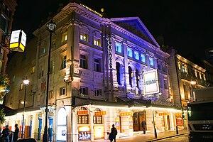 Noël Coward Theatre - Noël Coward Theatre in 2009
