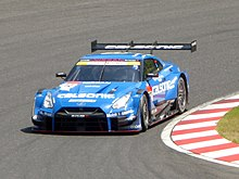c4747a390ad8db Nissan GT-R GT500 of Impul competing at the Suzuka 1000 km in 2017