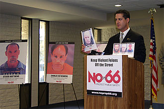 "Todd Spitzer - Todd Spitzer, ""No on Proposition 66"" Campaign, 2004"