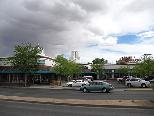 Nob Hill Shopping Center, Albuquerque NM