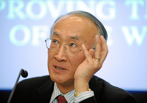 Nobuo Tanaka - World Economic Forum Annual Meeting 2011