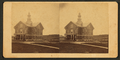Normal School building, from Robert N. Dennis collection of stereoscopic views.png