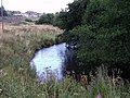 North Calder Water south of Plains - geograph.org.uk - 1554598.jpg