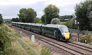 Norton Fitzwarren - GWR 802101 new in service.JPG