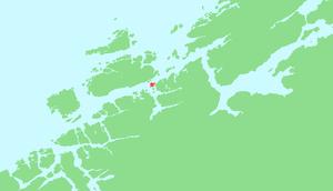 Hemnskjela - Image: Norway Hemnskjel