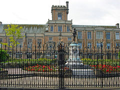 Nottingham High School - geograph.org.uk - 874200.jpg