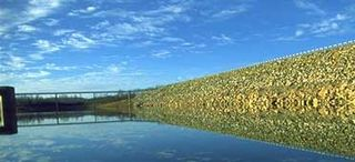 dam in Union County, Georgia, United States