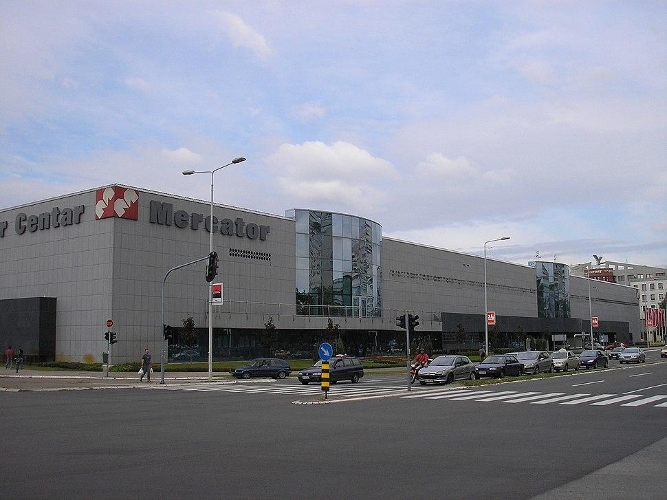 Novi Beograd - Merkator