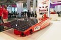 Nuon Solar Team - Red Shift - Hannover-Messe 2017 01.jpg