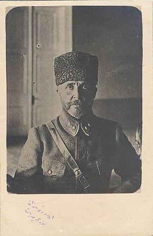Nureddin Pasha - Image: Nureddin Pasha card