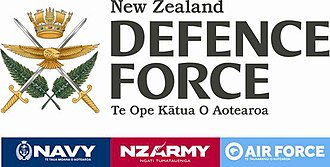 New Zealand Defence Force - Image: Nzdf logo small