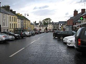 Ballymote - Lord Edward Street, Ballymote.