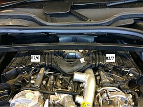 Mercedes Benz Om642 Engine Wikipedia