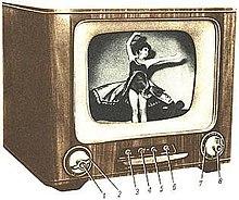 Analog television - Wikipedia
