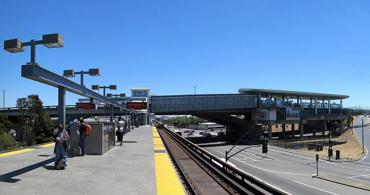Oakland Coliseum station Wikipedia