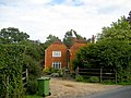 Oast House at Challenden, Sponden Lane, Sandhurst, Kent - geograph.org.uk - 565704.jpg